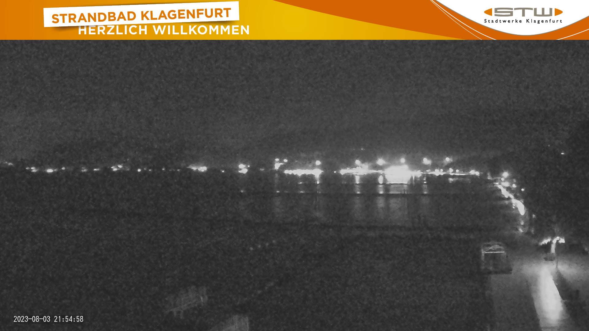 WEBkamera Klagenfurt - městské koupaliště