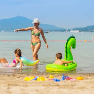 Strandbad Klagenfurt_Kinder_Spielen