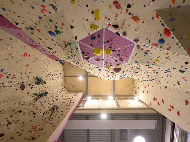 Kletterhalle Boulderama