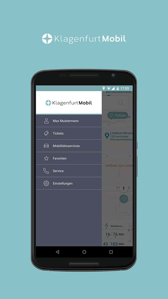 Klagenfurt Mobil App