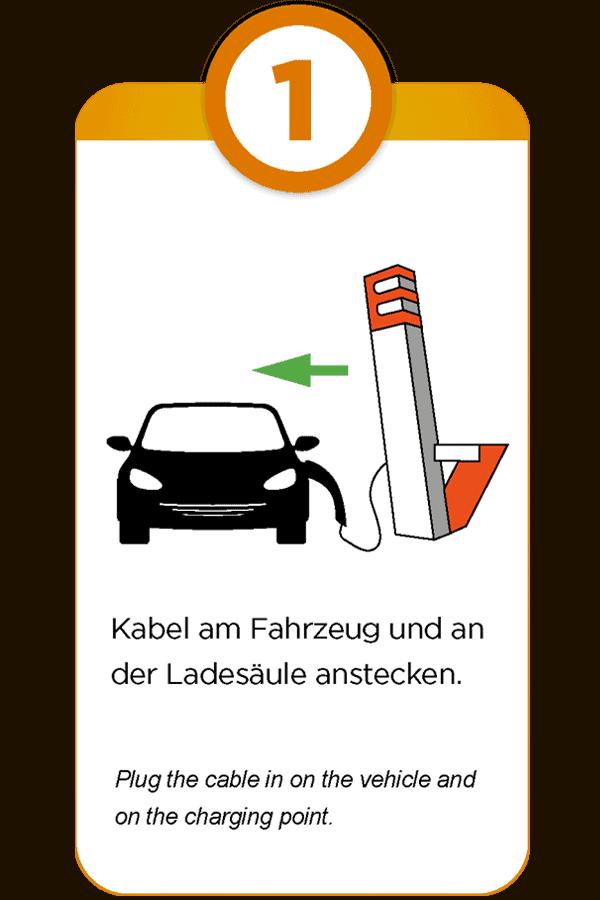 Emobil App Ladevorgang Schritt1