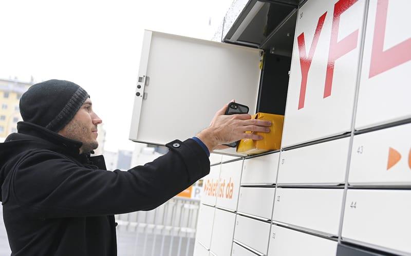 pakete versenden mit der Myflexbox