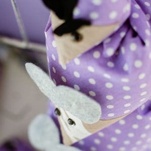 Lavendelmaus_lila